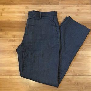 Men's size 30 grey Calvin Klein dress pants